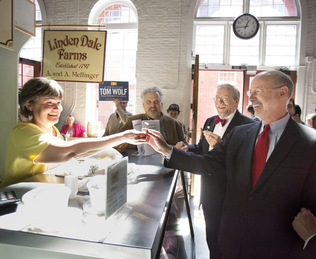 2 Our Central Market Is So Good That Even A Certain York County Resident Likes To Visit It